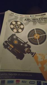2016 Arlington International Film Festival